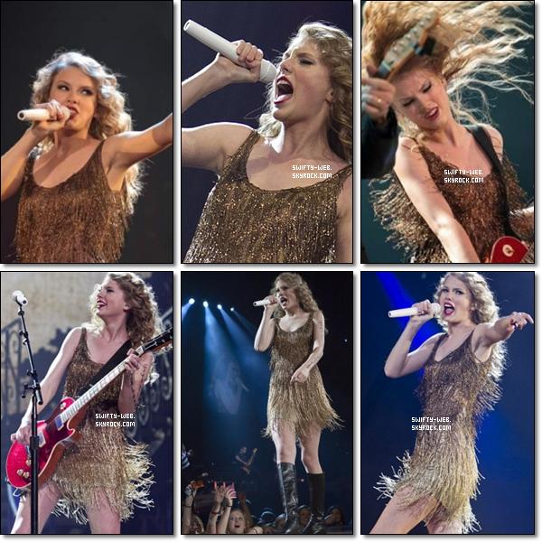Le 25 mai, Taylor a été faire du shopping à Los Angeles ! Pour sa robe, c'est un top !