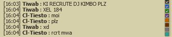 Fecatte - kimbo - sphenoides - restat / parcho 101