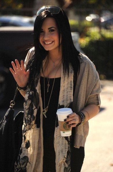 Demi Lovato, enfin de retour !  Rubrique : Stars made in Disney