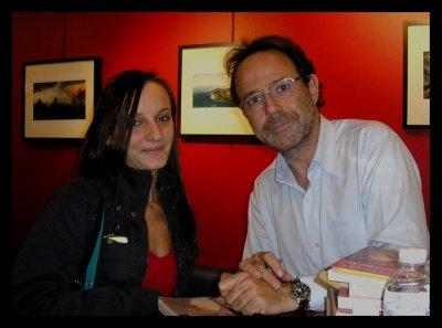 Rencontre avec Marc Lévy