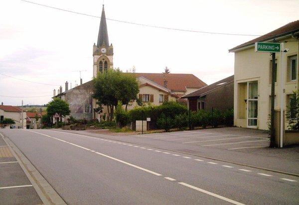 voici son village natal de c.jerome champenoux