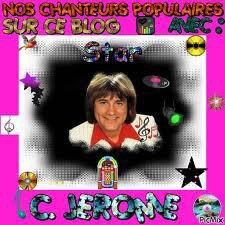 """C.JEROME      """" Jerome c'est moi """"   -"""