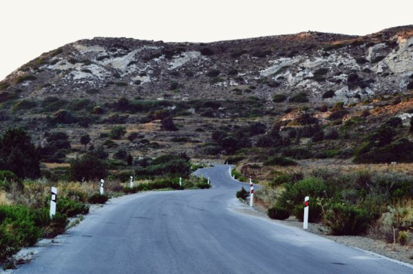 Je vous présente Cos, en Grèce.