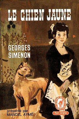 Le chien jaune  Georges Simenon