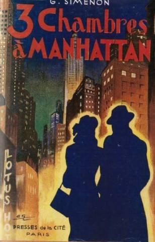 Trois chambres à Manhattan G Simenon
