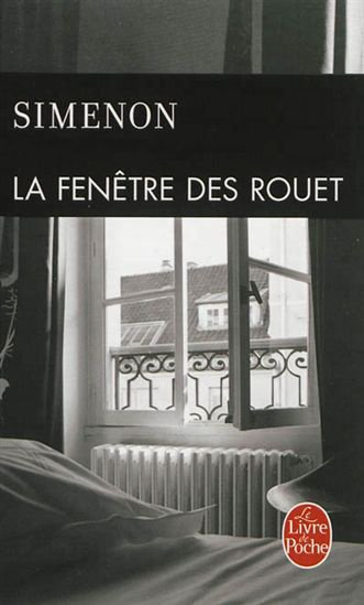 La fenêtre des Rouet g Simenon