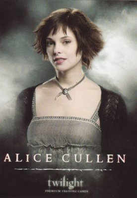Twilight - Fascination - Cullen