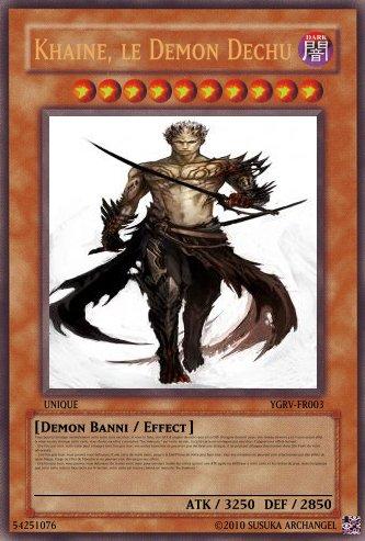 Chapitre 23: Le véritable pouvoir des Six! Apparais le  Démon Déchu!