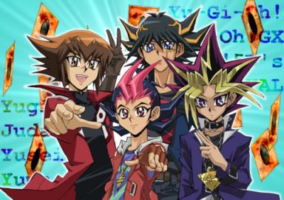 4 Génération de Yu-Gi-Oh!