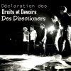 Déclaration des Droits et Devoirs des Directioners (la DDDD)