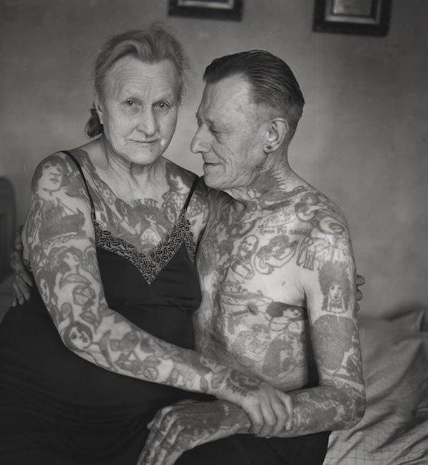 Manifestement ils auraient du consulter un psychologue avant de se faire tatouer