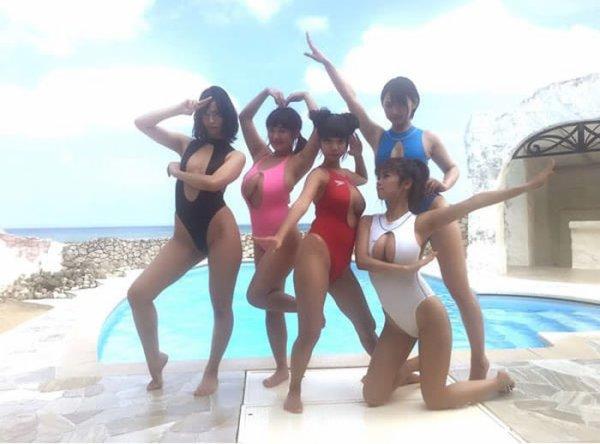 Ce nouveau maillot de bain pour femmes fait un tabac au Japon et vous allez comprendre rapidement pourquoi.