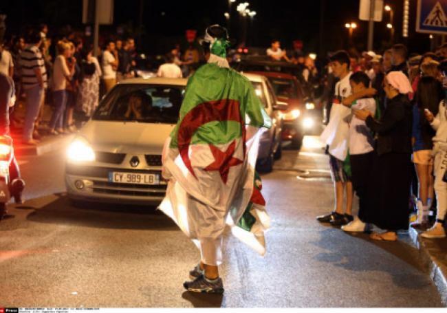 """Tabassés pour avoir répondu """"vive la France"""" à ceux qui disaient """"vive l'Algérie"""""""