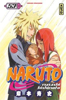 Tome 53 : La naissance de Naruto