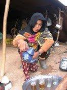 النساء في أماكن النائية