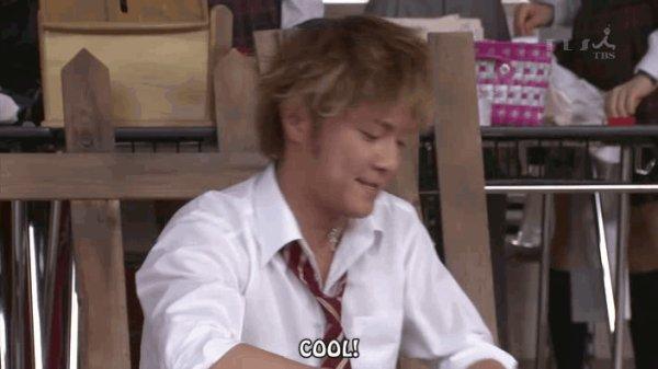 [Fiche Drama] Yankee-Kun To Megane-Chan