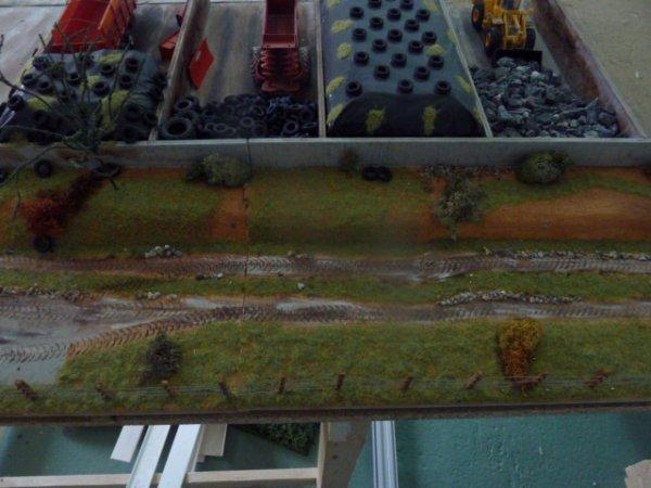 chemin +silos