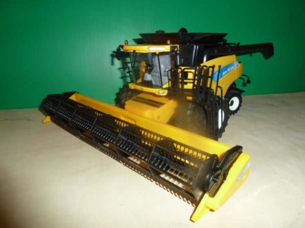 new holland  6 roues