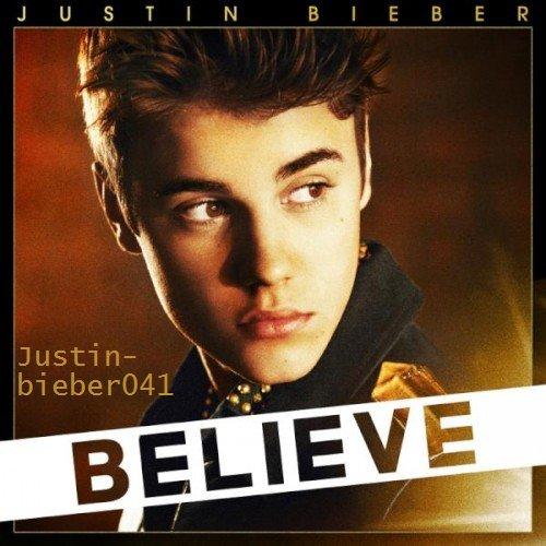 Voici le nouvel album de Justin .