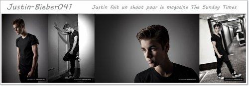 Beaucoup de news sur le fantastique Justin .