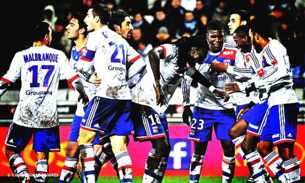 Supportrice de l'OL