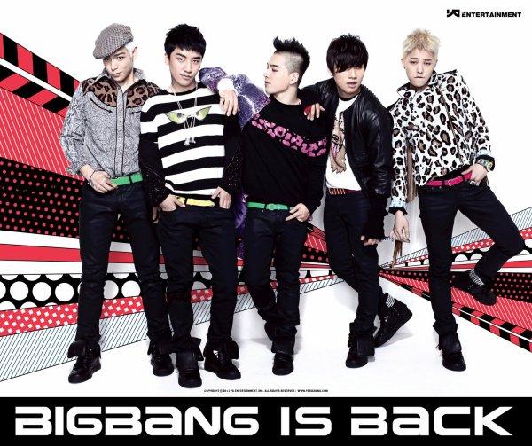 BIG BANG [빅뱅]