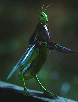 Jiminy Cricket dans les contes.