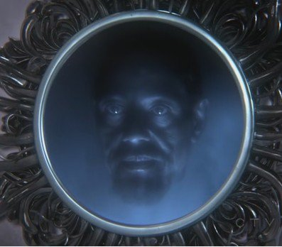 Le Génie / Le miroir magique