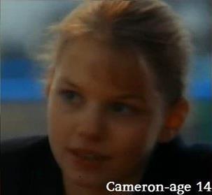 Jennifer Morrison à 14 ans et 15 ans
