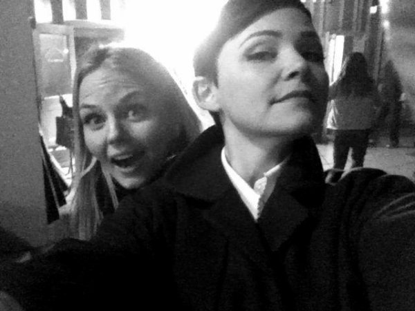 Jennifer Morrison et Ginnifer Goodwin