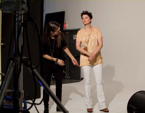 Ginnifer Goodwin : en 2011 pour H & M
