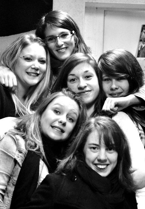 ...Alice, Stella, Lulu, Marie, Sacha...