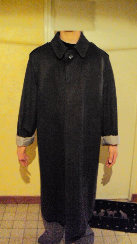 capote tenue francaise