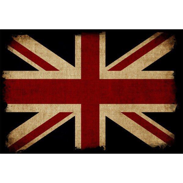 Vive le drapeau anglais ;)
