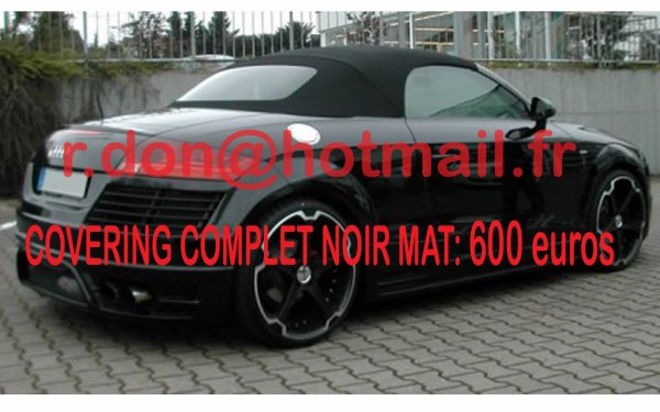 articles de total covering voiture tagg s occasion voiture tuning total covering automobile. Black Bedroom Furniture Sets. Home Design Ideas