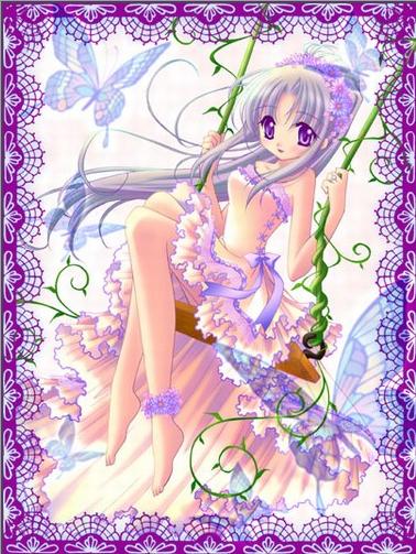 Violet~