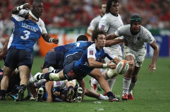 Finale 2011, Toulouse-Montpellier