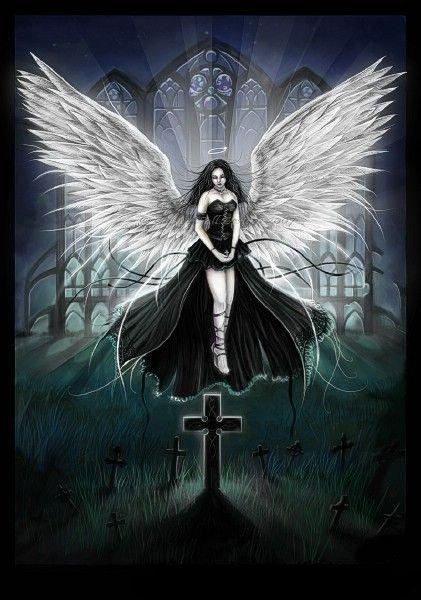 fée gothique