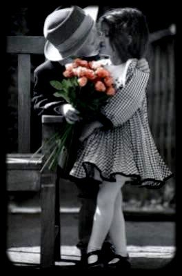 Chercher le véritable amour dans cette vie, c'est là l'esprit de rébellion.