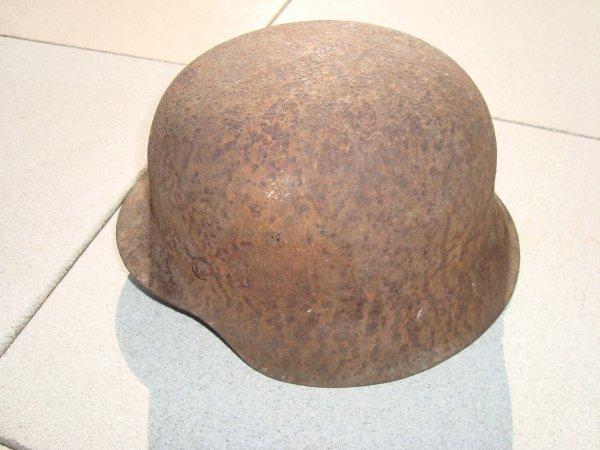 coque de casque M42
