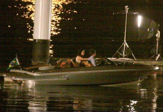 Edward et Bella Au bateau <3 <3 <3