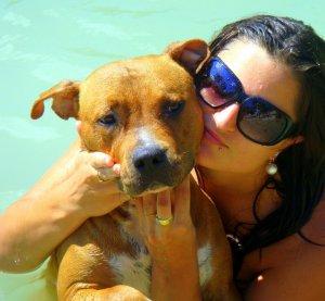 <3 l'amour du chien pour son maitre <3