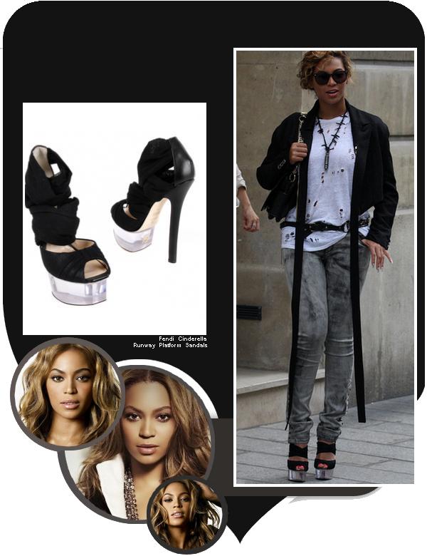 Flashback : Le 2 juillet, Beyoncé était a paris