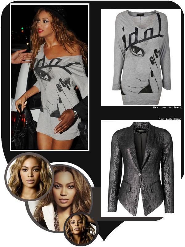 Le 16 novembre 2009, Beyoncé était à Londres