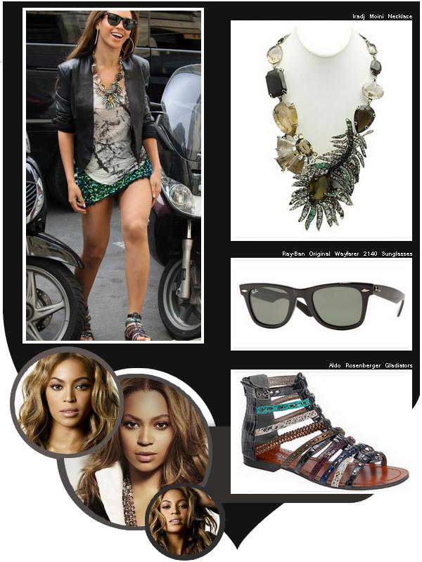 Flashback : Beyoncé était de passage à Paris
