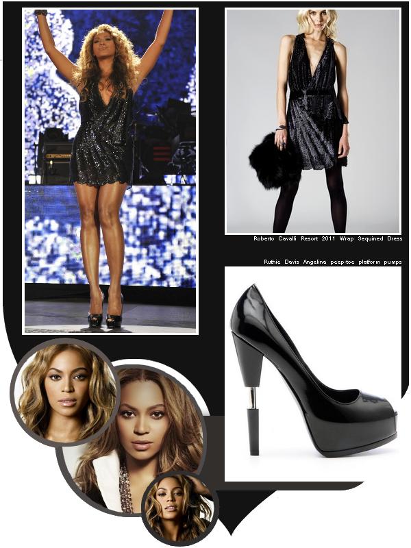 Beyoncé rejoint Jay-Z sur scène en plein concert