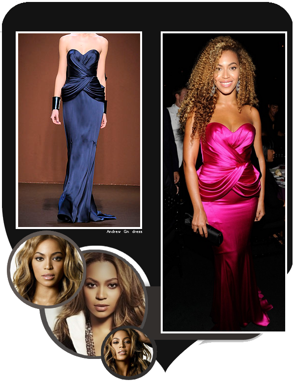 Beyonce au Black Ball à New-York
