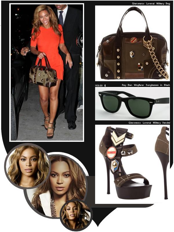 Beyonce aperçue dans les rues de Miami