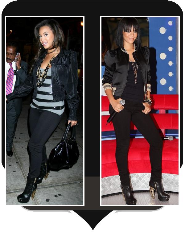 V.S : Beyonce / Rihanna