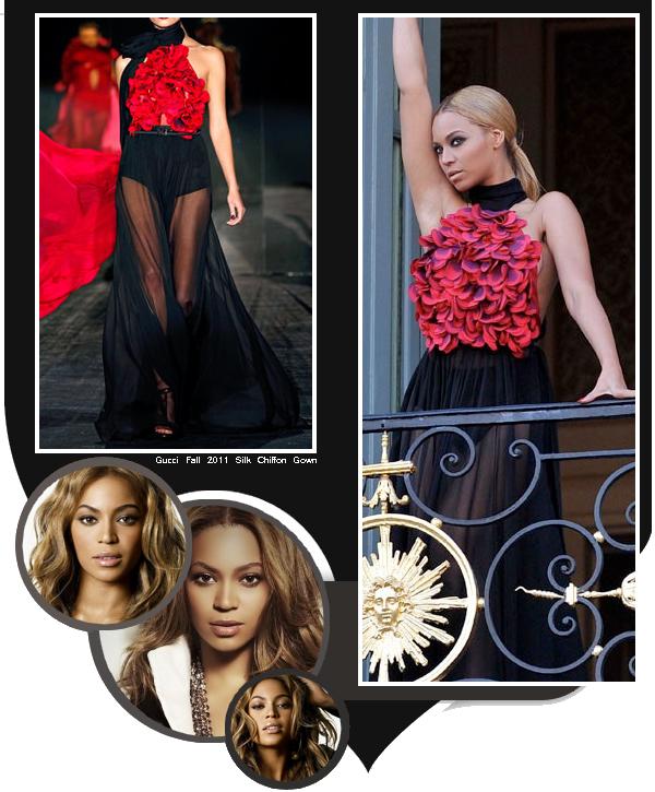 Beyoncé pose pour le magazine Harpers Bazaar